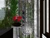ogród na balkonie - wizualizacje, newgreen.pl