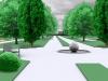 koncepcja rewaloryzacji parku, newgreen.pl