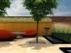 wizualizacje nowoczesnego ogrodu miejskiego, newgreen.pl