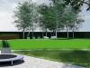 ogród minimalistyczny-projekt, newgreen.pl