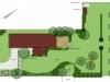 projekt ogrodu na działce letniskowej, newgreen.pl