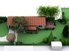 ogród na działce letniskowej - model, newgreen.pl