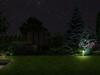 projekt oświetlenia ogrodu przydomowego, newgreen.pl