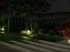 projekt oświetlenia podjazdu, newgreen.pl