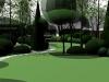 ogród prywatny, newgreen