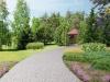 patio przy biurowcu - wizualizacja, newgreen.pl