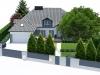 projekt ogrodu przydomowego, newgreen.pl
