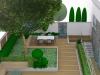 projekt małego ogrodu miejskiego, newgreen.pl