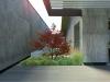patio w nowoczesnym ogrodzie, newgreen.pl