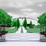 Koncepcja rewaloryzacji parku zdrojowego w Horyńcu-Zdroju, newgreen.pl