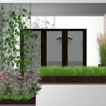 Projekt ogrodu na balkonie, newgreen.pl