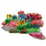 Ogród kwiatowy, newgreen.pl