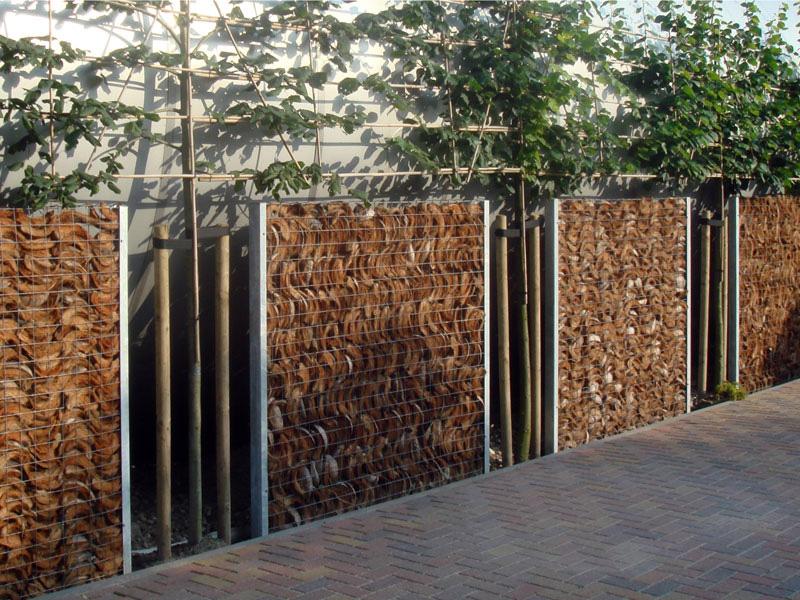 Style ogrodowe cz 6 ogr d nowoczesny newgreen projektowanie ogrod w arc - Portail de cloture pas cher ...