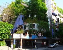Hundertwasserhaus, newgreen.pl