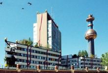 spalarnia śmieci w Wiedniu, proj. Hundertwasser. NewGreen.pl