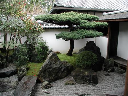 Japo ska sztuka ogrodowa - Japanese garden design for small spaces model ...