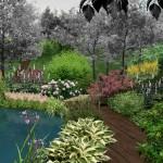 wizualizacja ogrodu, newgreen.pl