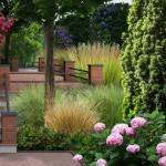 wizualizacja ogrodu przydomowego