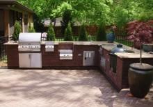 wyposażenie kuchni ogrodowej