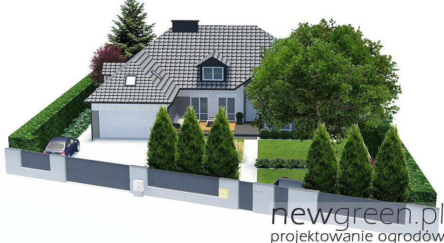 Projekt ogrodu miejskiego, Płock