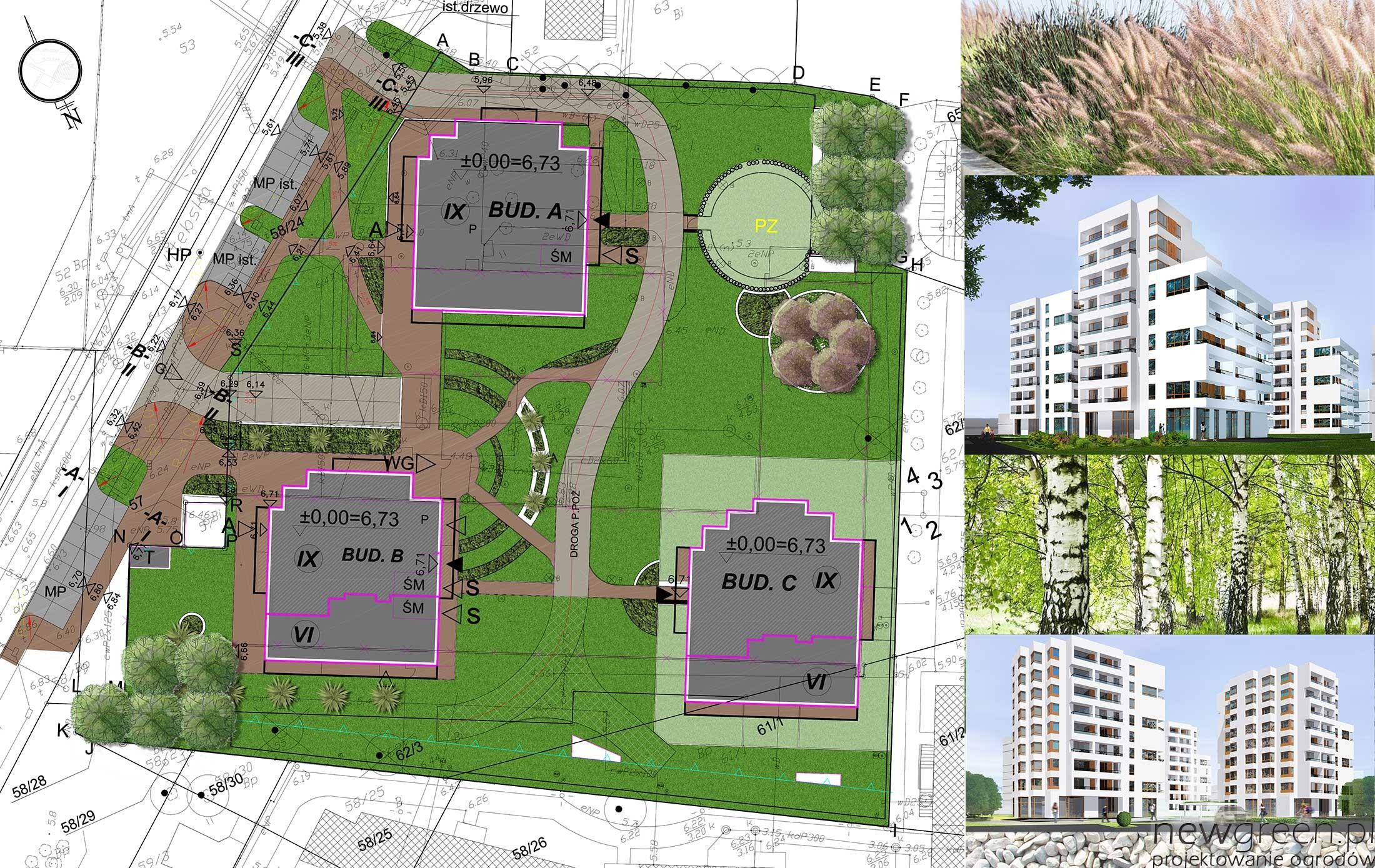 projektowanie-zieleni-osiedlowej