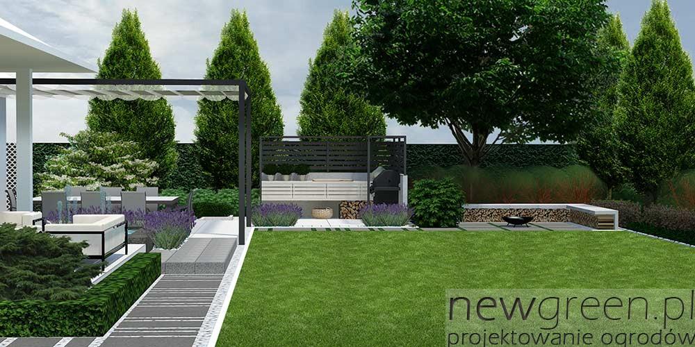 Newgreen Projektowanie Ogrodów Architektura Krajobrazu