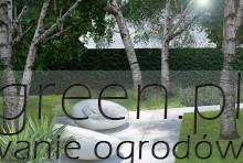 Dobrze zaprojektowany ogród powinien być miejscem wypoczynku, a nie ciężkiej pracy